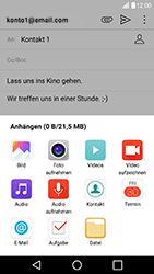 LG G5 SE - E-Mail - E-Mail versenden - 2 / 2