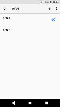 Sony Xperia XA2 Ultra - MMS - Configuration manuelle - Étape 16
