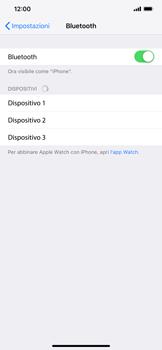 Apple iPhone XS Max - Bluetooth - Collegamento dei dispositivi - Fase 7