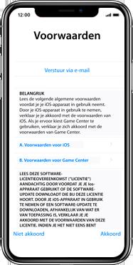 Apple iphone-xs-max-met-ios-13-model-a1921 - Instellingen aanpassen - Activeer het toestel en herstel jouw iCloud-data - Stap 20