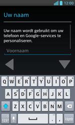 LG E460 Optimus L5 II - apps - account instellen - stap 5