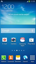 Samsung G386F Galaxy Core LTE - Internet - automatisch instellen - Stap 4