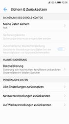 Huawei Honor 9 - Fehlerbehebung - Handy zurücksetzen - 1 / 1