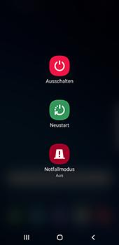 Samsung Galaxy S9 - Internet - Manuelle Konfiguration - 32 / 39