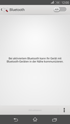 Sony Xperia E4G - Bluetooth - Geräte koppeln - 0 / 0