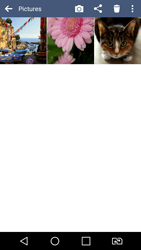 LG LG K8 - Photos, vidéos, musique - Envoyer une photo via Bluetooth - Étape 5