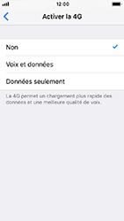 Apple iPhone SE - iOS 12 - Réseau - Changer mode réseau - Étape 7