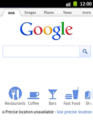 Samsung S5300 Galaxy Pocket - Internet - Internet browsing - Step 4