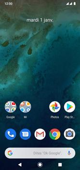 Xiaomi Mi A2 Lite - E-mail - envoyer un e-mail - Étape 1