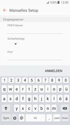 Samsung J510 Galaxy J5 (2016) - E-Mail - Konto einrichten - Schritt 10