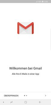 Samsung Galaxy S9 Plus - E-Mail - Konto einrichten (gmail) - 5 / 16