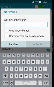 Samsung Galaxy Note Edge - wifi - handmatig instellen - stap 7