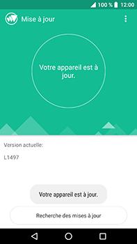 Crosscall Trekker X4 - Aller plus loin - Mettre à jour le logiciel interne de votre mobile - Étape 9