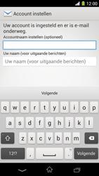 Sony C6903 Xperia Z1 - E-mail - e-mail instellen: IMAP (aanbevolen) - Stap 18
