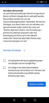 Huawei P20 - Android Pie - Apps - Konto anlegen und einrichten - Schritt 15