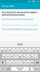 Samsung A300FU Galaxy A3 - E-mail - Manual configuration (yahoo) - Step 9