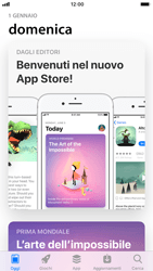 Apple iPhone 6 - iOS 11 - Applicazioni - Come verificare la disponibilità di aggiornamenti per l