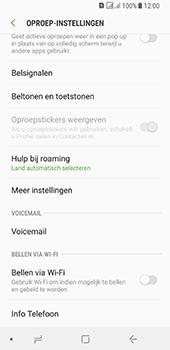 Samsung galaxy-a8-2018-sm-a530f-android-oreo - Voicemail - Handmatig instellen - Stap 6