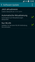 Samsung Galaxy S 5 - Software - Installieren von Software-Updates - Schritt 7