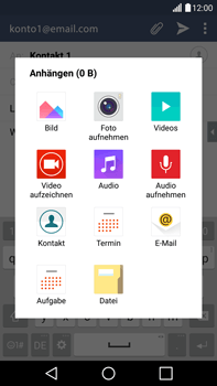 LG G4 - E-Mail - E-Mail versenden - 11 / 20