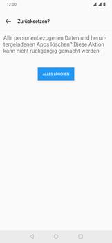 OnePlus 6T - Android Pie - Fehlerbehebung - Handy zurücksetzen - Schritt 10