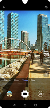 Huawei P30 lite - Photos, vidéos, musique - Créer une vidéo - Étape 14