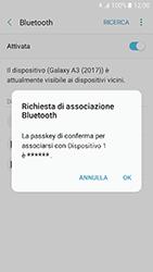 Samsung Galaxy A3 (2017) - Bluetooth - Collegamento dei dispositivi - Fase 8