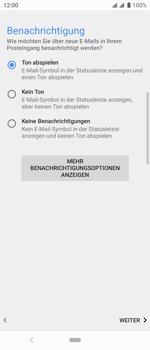 Sony Xperia 10 - E-Mail - Konto einrichten (outlook) - Schritt 15