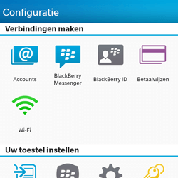 BlackBerry Q10 - E-mail - e-mail instellen: POP3 - Stap 4