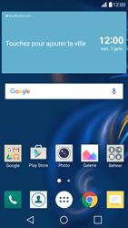 LG LG K10 4G (K420) - SMS - configuration manuelle - Étape 1