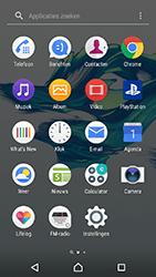 Sony F5321 Xperia X Compact - Contactgegevens overzetten - delen via Bluetooth - Stap 3