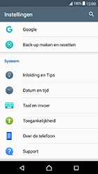 Sony Xperia X Compact (F5321) - Toestel - Software update - Stap 5