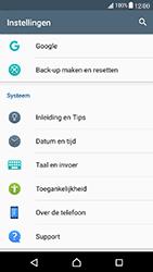 Sony F5321 Xperia X Compact - Software update - update installeren zonder PC - Stap 4