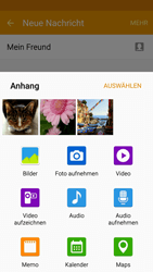 Samsung Galaxy S6 - MMS - Erstellen und senden - 19 / 29