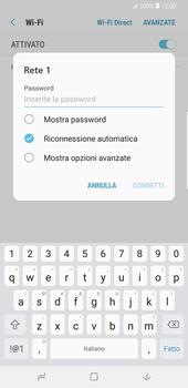 Samsung Galaxy S9 Plus - WiFi - Configurazione WiFi - Fase 8
