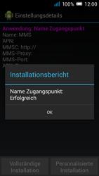 Alcatel OT-7041X Pop C7 - MMS - Automatische Konfiguration - Schritt 8