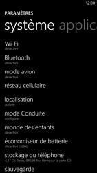 Nokia Lumia 1320 - Internet et roaming de données - Configuration manuelle - Étape 4