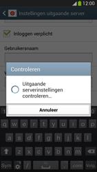 Samsung I9295 Galaxy S IV Active - E-mail - e-mail instellen: IMAP (aanbevolen) - Stap 15