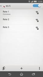 Sony Xperia Z2 - WiFi - Configurazione WiFi - Fase 10