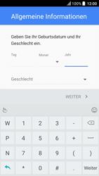 HTC U Play - Apps - Konto anlegen und einrichten - 8 / 22