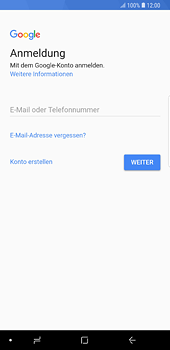 Samsung Galaxy S8 Plus - Android Oreo - E-Mail - 032a. Email wizard - Gmail - Schritt 9