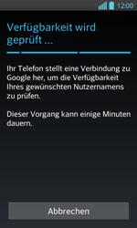 LG Optimus L7 II - Apps - Konto anlegen und einrichten - 10 / 25