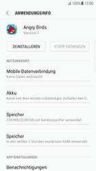 Samsung Galaxy S7 Edge - Android N - Apps - Eine App deinstallieren - Schritt 6