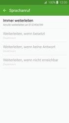 Samsung J320 Galaxy J3 (2016) - Anrufe - Rufumleitungen setzen und löschen - Schritt 12