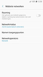Samsung Galaxy A5 (2017) - Android Marshmallow - internet - activeer 4G Internet - stap 5