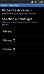 Samsung I9001 Galaxy S Plus - Réseau - utilisation à l'étranger - Étape 11