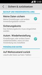 Huawei Ascend Y530 - Fehlerbehebung - Handy zurücksetzen - Schritt 7