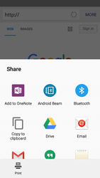 Samsung J500F Galaxy J5 - Internet - Internet browsing - Step 16