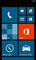 Nokia Lumia 620 - e-mail - hoe te versturen - stap 1