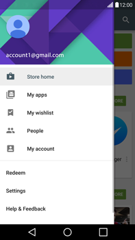 Jawwy - LG G4 - Apps: Search for application updates